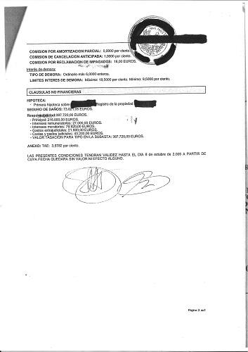 M s afectados cl usula suelo caja espa a josportal for Acuerdo clausula suelo caja espana